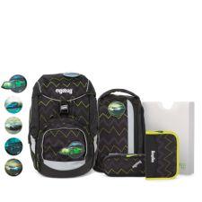 Ergobag pack Schulrucksack-Set Drunter und DrüBär