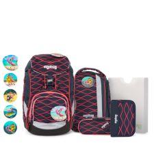 Ergobag pack Schulrucksack-set WellenreitBär