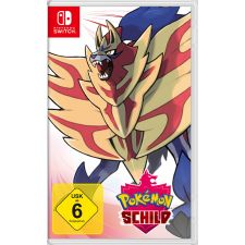 SWITCH Pokemon Schild