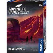 Kosmos Adventure Games - Die Vulkaninsel