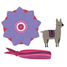 Scout Funny Snaps 3er Themenwelt Lovely Pink