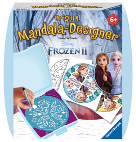 Mini Mandala Disney Frozen II