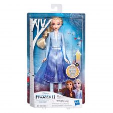 Disney Frozen Light Up Fashion Elsa