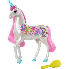 Barbie Dreamtopia Regenbogen Königreich Magisches Haarspiel Einhorn