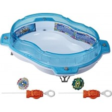 Hasbro E7609EU4 Beyblade VERTICAL DROP BATTLE SET