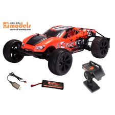 Crusher Race Truck 2WD - RTR