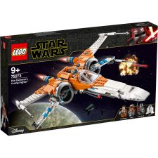 Star Wars Poe Damerons X-Wing Starfighter