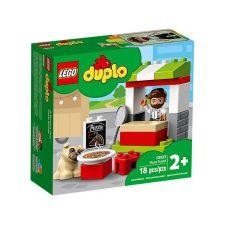 Duplo Pizza-Stand