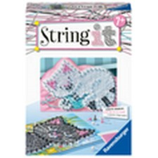 Ravensburger 18091 String it Mini: Cats