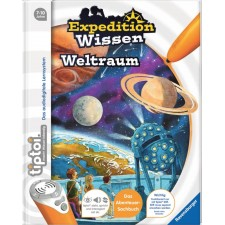 Ravensburger 55401 tiptoi® Weltraum (Expedition