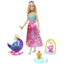 Barbie Dreamtopia Drachen