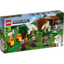 Der Plünderer-Aussenpost Minecraft