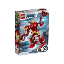 Marvel SH Avengers Iron Man-Mech