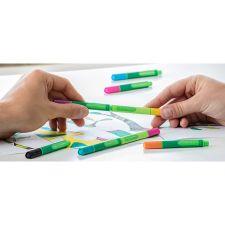 Fineliner/Faserschreiber Link-IT, line up verschiedene Farben sortiert