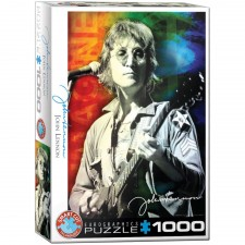 EuroGraphics Puzzle John Lennon Live in New York 1000 Teile