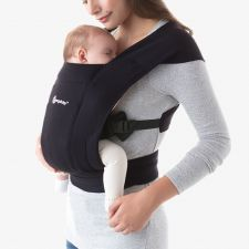Baby Carrier Embrace Pure Black