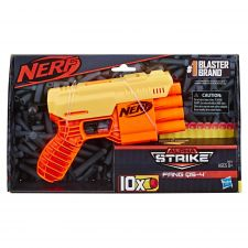 Nerf Alpha Strike Fang QS4