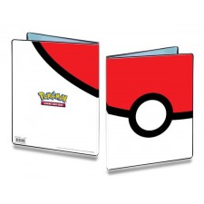 Ultra Pro Pokémon Pokeball 9-Pocket Portfolio