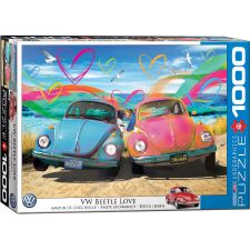Beetle Love by P. Greenfeld Teile Puzzle