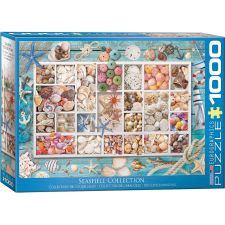 Laura's Seashell Collection Teile Puzzle