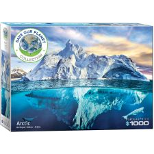 Save the Planet - arctic 1000 Teile Puzzle