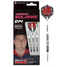 Bull's Mensur Suljovic D14 Steel Dart 24g