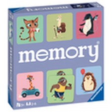 Ravensburger 20614 Happy Animals memory® D/F/I/NL/E/EN