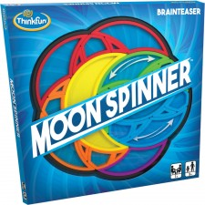 Ravensburger 76388 Thinkfun Moon Spinner