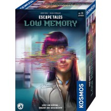 Kosmos Escape Tales - Low Memory