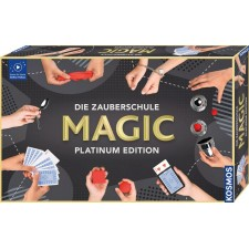 Kosmos Die Zauberschule Magic - Platinum Edition