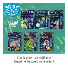 Fun Science Glibber-Organe