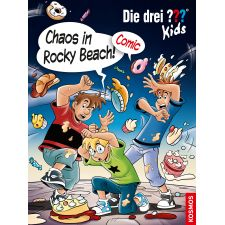 Die drei ??? Kids Chaos in Rocky Beach (Comic)