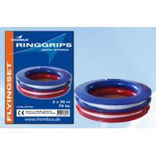 2 X Ring Grip 75 Kp Dacron!! 30m -Drachenschnur