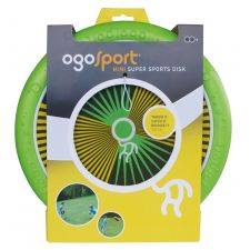 Ogosport Set colour (gelb/grün) 2 Discs + Ball