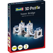 REVELL  00116 Mini Puzzle 3D Tower Bridge ab 10 Jahre