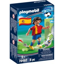 PLAYMOBIL 70482 Nationalspieler Spanien
