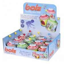 Bolz by LENA® Musikdrehdose Sortiment, 4-fach sortiert, Display