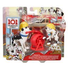 Disney - Das Haus der 101 Dalmatiner Figuren 2er-Pack Sortiment