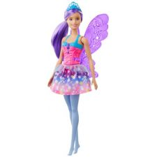 Barbie Dreamtopia Fee (lila Haare)