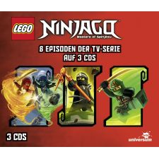 CD-Box Lego Ninjago Box 6