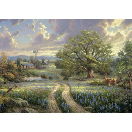 Schmidt Spiele  Puzzle TK Country Living 1000 Teile