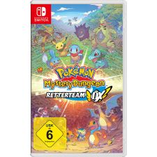 SWITCH Pokémon Mystery Dungeon: Retterteam DX