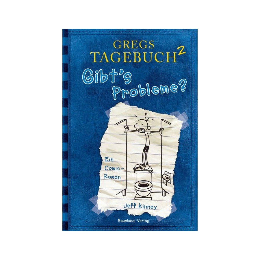 Gregs Tagebuch Band 2 - Gibts Probleme?