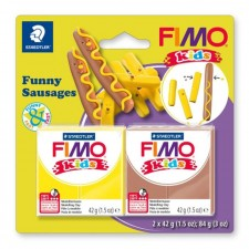 FIMO Kids kit funny sausages