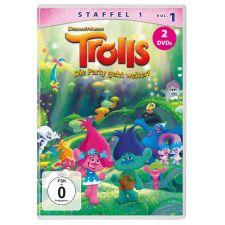 DVD Trolls - Die Party geht weiter Staffel 1