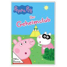 DVD Peppa Pig - Geheimclub