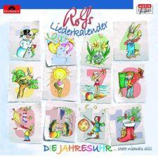 CD Rolfs Jahresuhr - klingend.Liederkalender