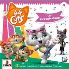 CD 44 Cats 4 - Zirkuskatzen