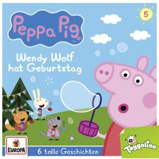 CD Peppa Pig 5: Wendy Wolf