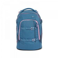 satch pack Rlucksack Deep Rose